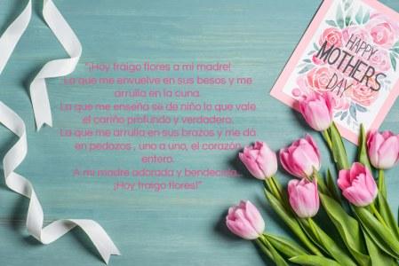 Poemas del día de la madre 2018 ¡Para sorprender a tu mamá!