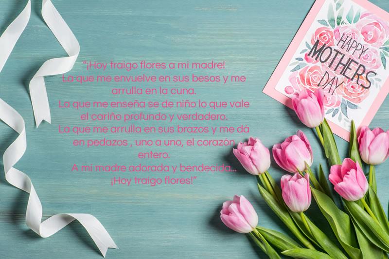 Poemas del día de la madre 2018 ¡Para sorprender a tu mamá! - poemas-dia-de-la-madre-2018