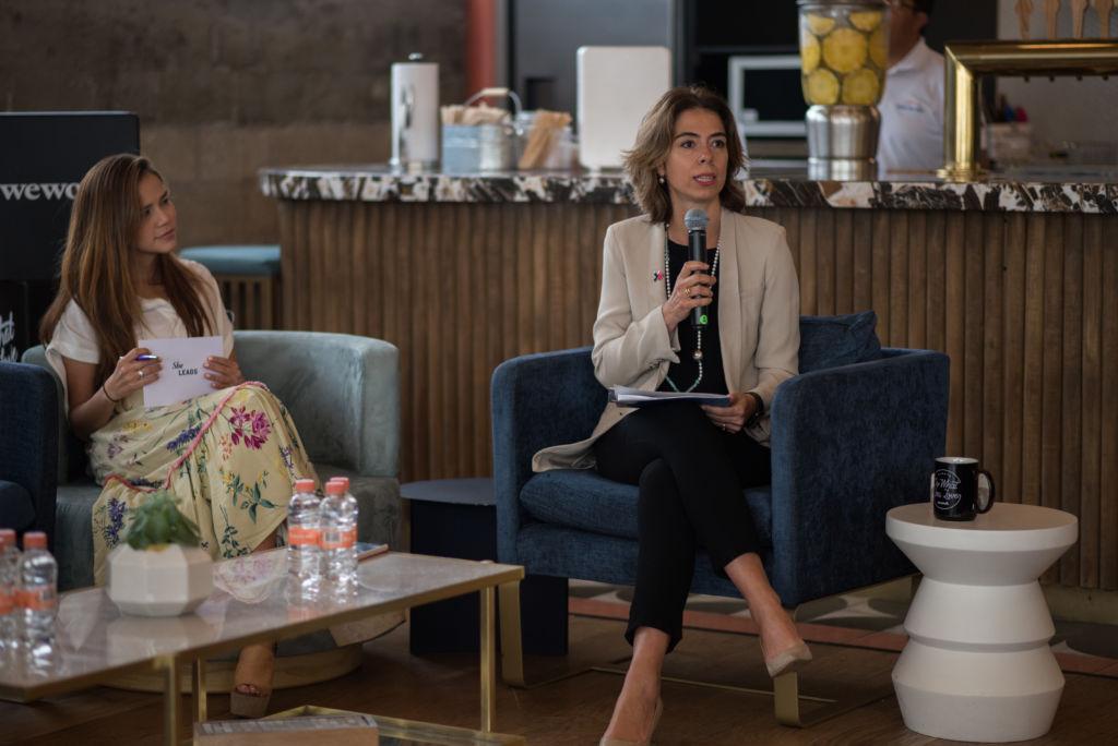WeWork lanzó She Leads, iniciativa para promover la igualdad de género en México - she_leads_wework_1