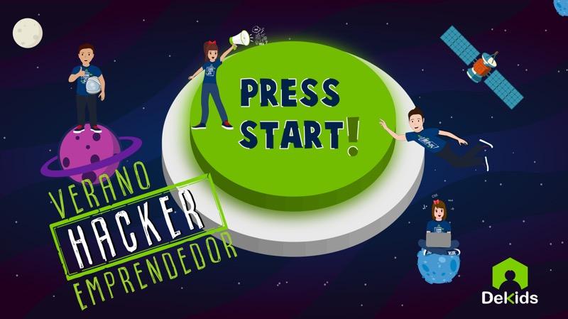 DeKids, la escuela para niños emprendedores con tecnología ¡llega a Monterrey! - verano-hacker-emprendedor-01-800x449