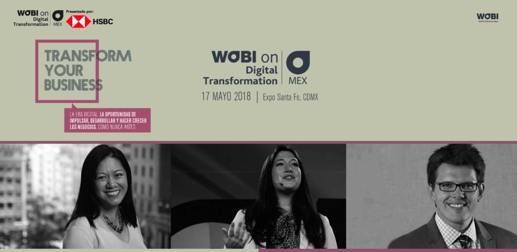Organiza WOBI su primer Foro de transformación digital en CDMX - wobi