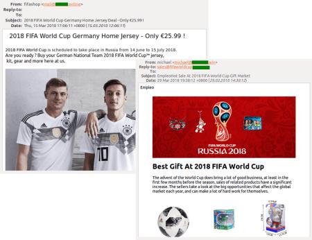 Fanáticos pagan 10 veces el precio original por entradas de los partidos de la Copa Mundial