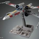 Bandai Hobby de Star Wars, nueva línea de juguetes para armar ¡llega a México! - x-wing-starfighter_2018