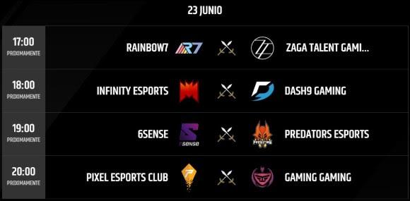 Resumen de la semana uno del Torneo LLN Clausura 2018 de League of Legends - 23-jun-semana-uno-del-torneo-lln-clausura-2018