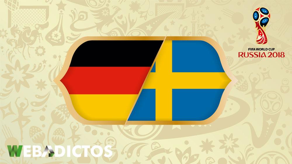 Alemania vs Suecia, Grupo F del Mundial 2018 ¡En vivo por internet! - alemania-vs-suecia-mundial-2018