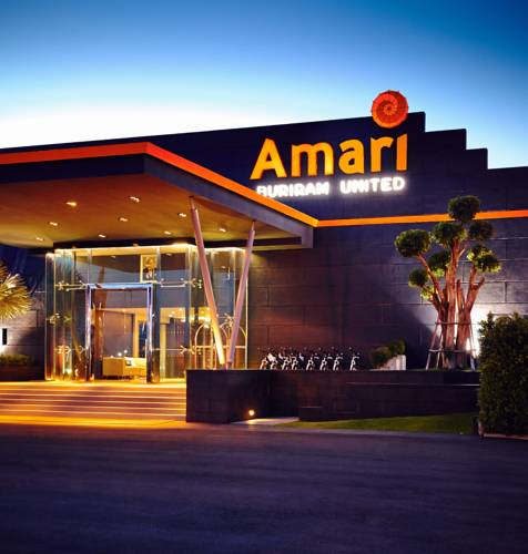 Los 5 hoteles más futboleros que existen alrededor del mundo - amari-buriram-united-tailandia