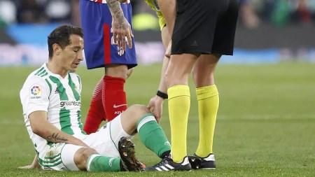 Cómo Andrés Guardado se recuperó en 12 días de una operación para poder jugar ante Alemania