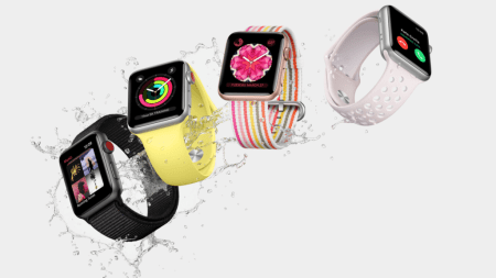 El futuro Apple Watch tendrá botones sensibles al tacto