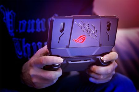 ASUS Republic of Gamers presenta el ROG Phone
