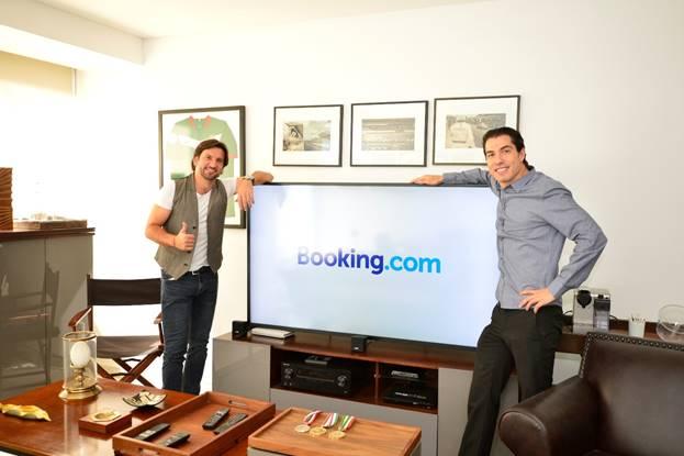 Booking.com y Kikín Fonseca te ofrecen la gran experiencia de vivir como todo un campeón - booking-y-kikin-fonseca