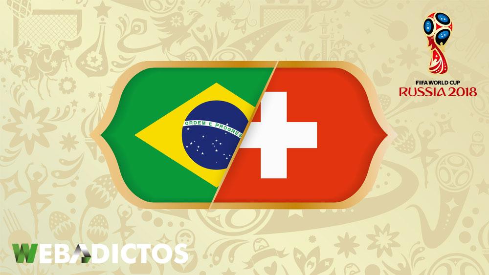 Brasil vs Suiza, Grupo E de del mundial 2018 ¡En vivo por internet! - brasil-vs-suiza-mundial-rusia-2018