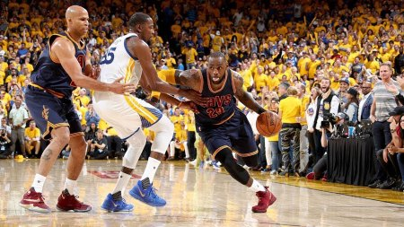 Cavaliers vs Warriors, Juego 2 de Final NBA 2018 ¡En vivo por internet!
