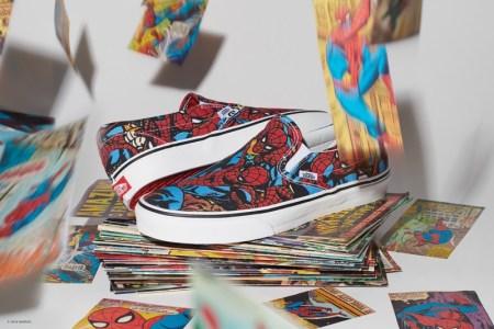 Colección Vans x Marvel: calzado, ropa y accesorios de los personajes icónicos del Universo Marvel - coleccion-vans-x-marvel-_2