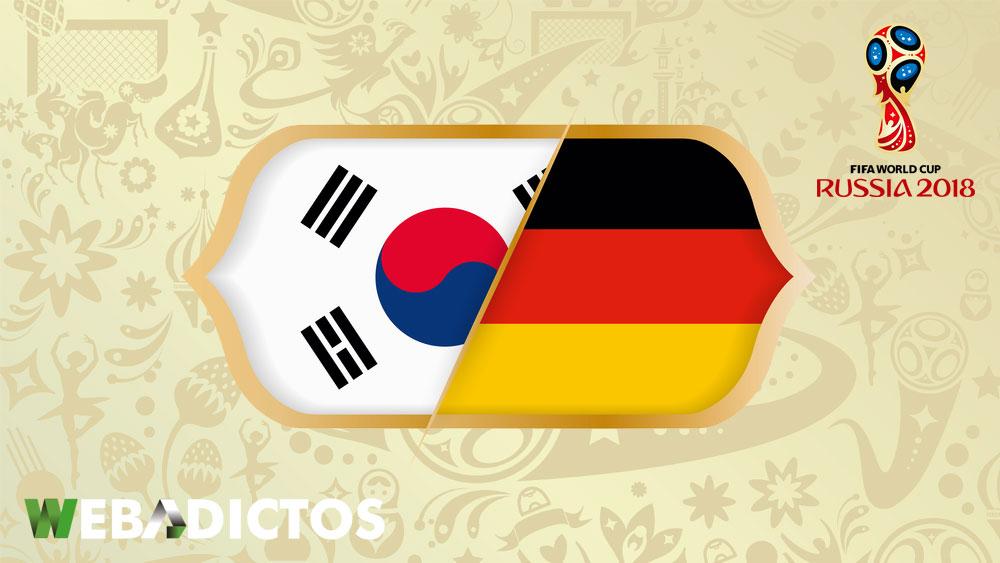 Alemania vs Corea, Mundial Rusia 2018 ¡En vivo por internet! - corea-vs-alemania-mundial-2018