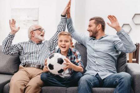 Recomendaciones para celebrar dos eventos a la vez: Día del Padre y el Mundial