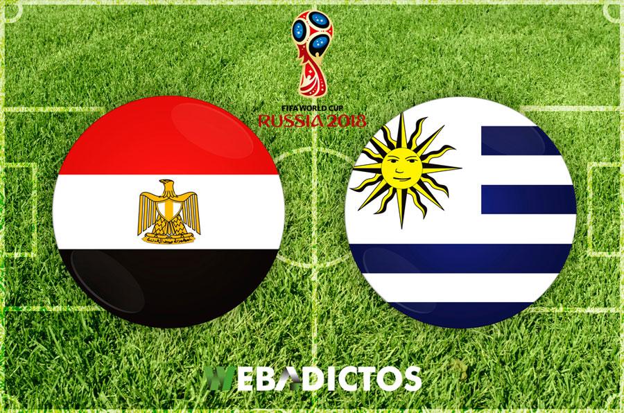 Egipto vs Uruguay, Mundial Rusia 2018 ¡En vivo por internet! - egipto-vs-uruguay-mundial-2018