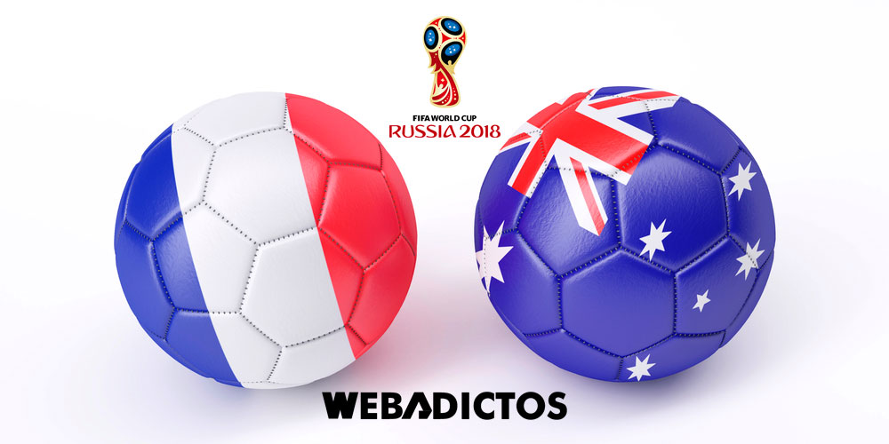 Francia vs Australia, Mundial 2018 ¡En vivo por internet! - francia-vs-australia-mundial-2018