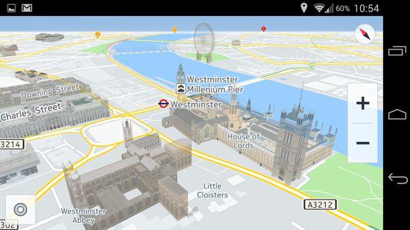 Las 5 mejores apps con GPS para viajeros - here-we-go