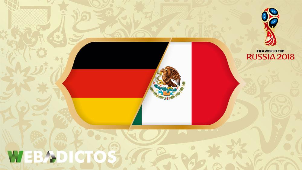 A qué hora juega México vs Alemania en el Mundial 2018 y en qué canal verlo - horario-mexico-vs-alemania-mundial-2018