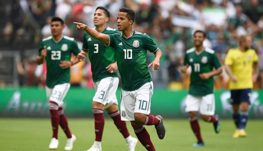 Horario de México vs Dinamarca previo a Rusia 2018 y cómo ver el partido - horario-mexico-vs-dinamarca-2018