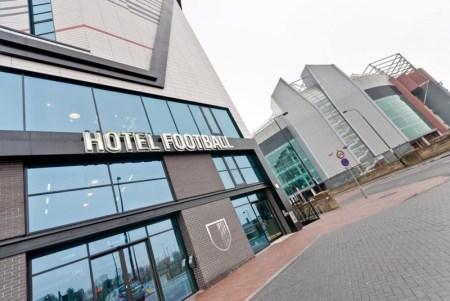 Los 5 hoteles más futboleros que existen alrededor del mundo