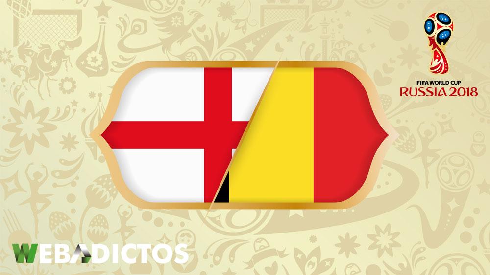 Inglaterra vs Bélgica, Mundial Rusia 2018 ¡En vivo por internet! - inglaterra-vs-belgica-mundial-2018
