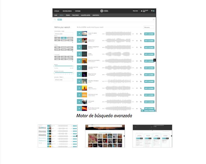 Lanzan plugin de búsqueda de música oficial para Adobe Creative Cloud - jamendo