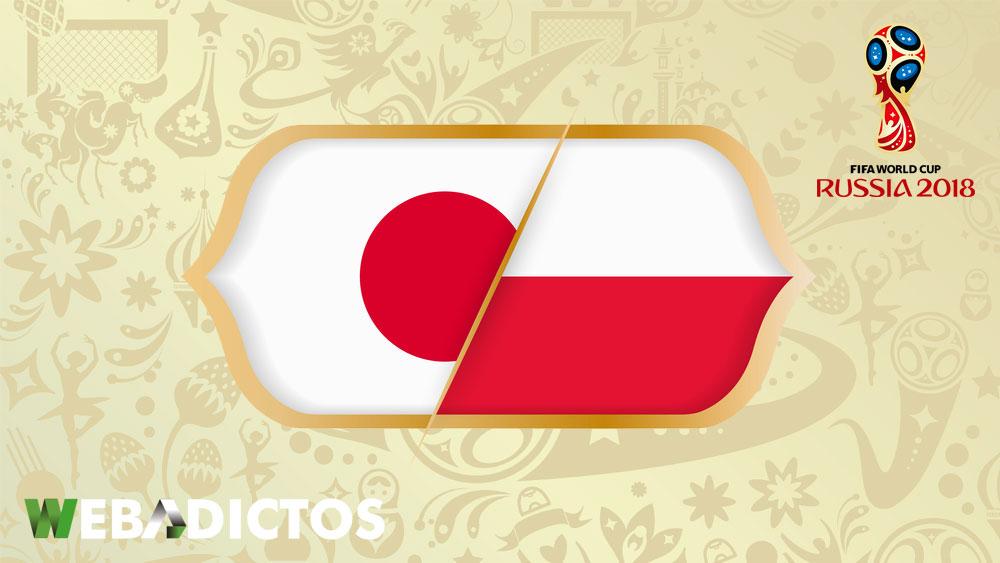 Japón vs Polonia en el Mundial Rusia 2018 ¡En vivo por internet! - japon-vs-polonia-mundial-2018