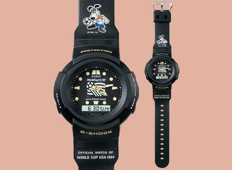 El legado de los relojes G-SHOCK a través de los mundiales - legado-de-g-shock_9-800x586