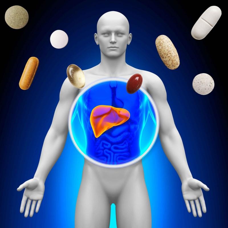 ¡Cuidado! los fármacos más tóxicos para el hígado - los-farmacos-mas-toxicos-para-el-higado-800x800