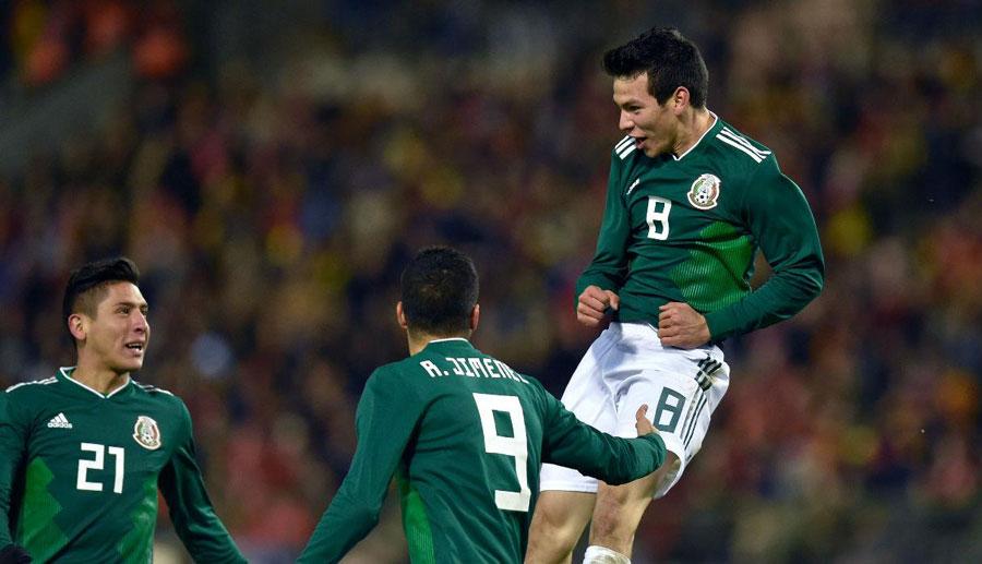 Partidos de México en el Mundial de Rusia 2018: Horarios y transmisión - partidos-de-mexico-en-el-mundial-rusia-2018