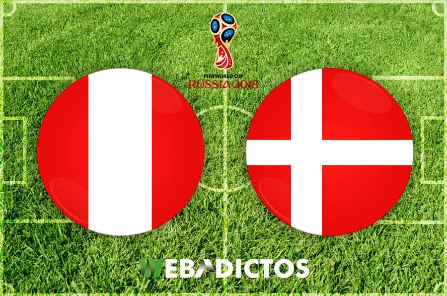 Perú vs Dinamarca, Mundial Rusia 2018 ¡En vivo por internet! | Grupo C - peru-vs-dinamarca-mundial-rusia-2018