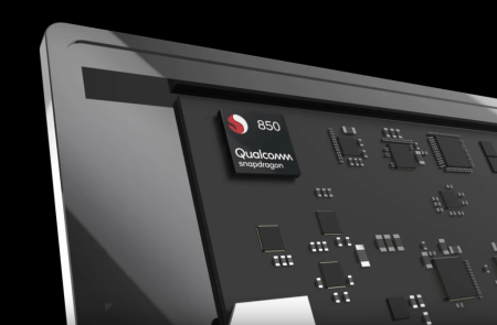 Qualcomm anuncia la Plataforma de Cómputo Móvil Snapdragon 850 para PC con Windows 10