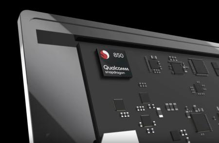 Qualcomm anuncia la Plataforma de Cómputo Móvil Snapdragon 850 para PC con Windows 10