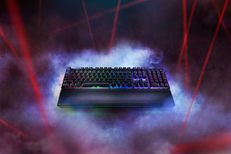 Nueva línea de teclados para juegos Razer Huntsman: desempeño de juego a la velocidad de la luz - razer-huntsman-elite-800x534