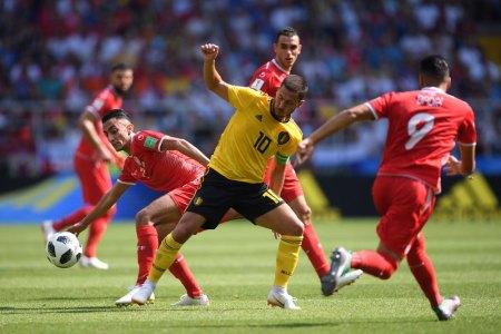 Ve la repetición de Bélgica vs Túnez completo en el Mundial 2018