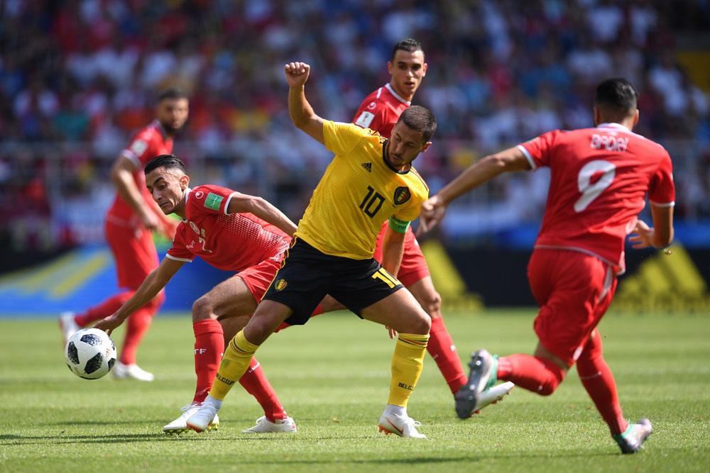 Ve la repetición de Bélgica vs Túnez completo en el Mundial 2018 - repeticion-belgica-vs-tunez-mundial-2018-completo
