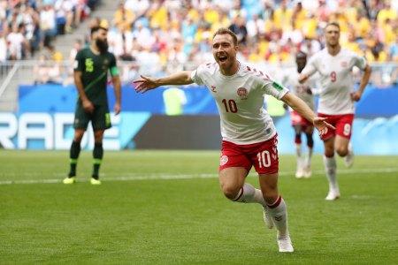 Ve la repetición de Dinamarca vs Australia completo, Mundial 2018