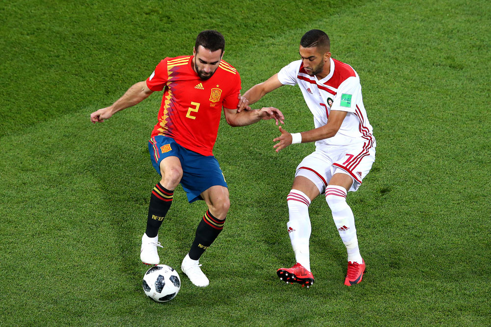 Ve la repetición de España vs Marruecos en el Mundial 2018 ¡Completo! - repeticion-espana-vs-marruecos-mundial-2018