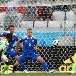 Ve la repetición de Nigeria vs Islandia en Rusia 2018 ¡Completo!