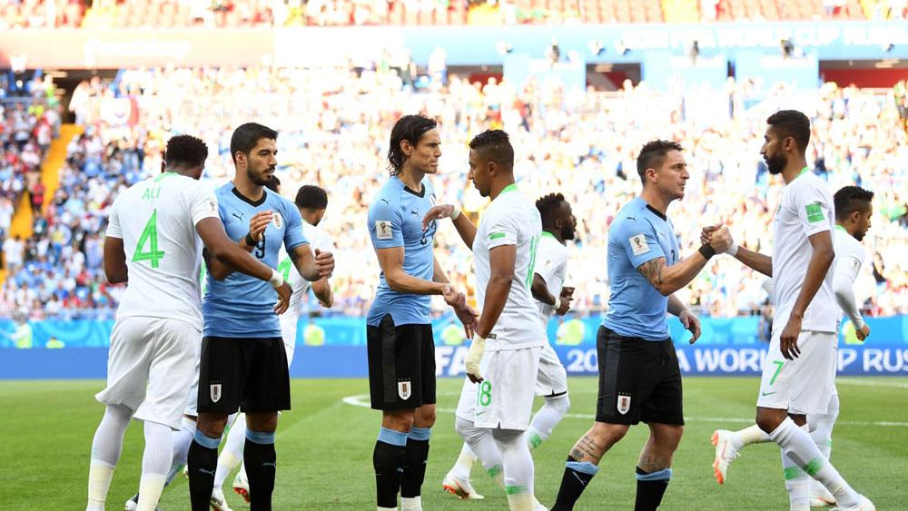 Ve la repetición de Uruguay vs Arabia Saudita completo en el Mundial 2018 - repeticion-uruguay-vs-arabia-saudita-mundial-2018