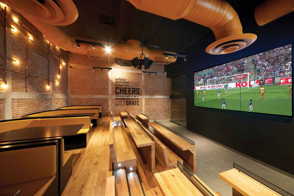 Restaurantes para ver el mundial 2018 en la Ciudad de México - restaurantes-ver-el-mundial-cdmx-beer-factory