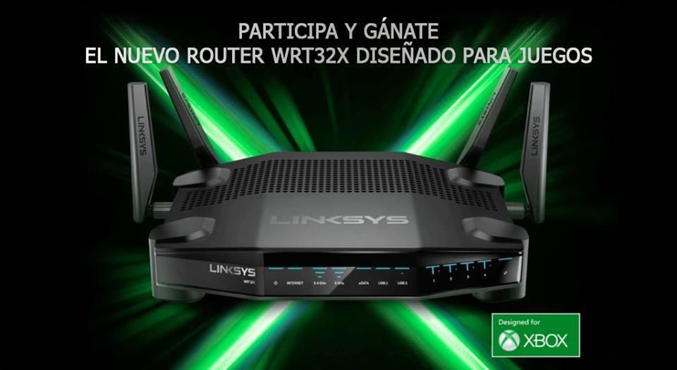 Participa y gana el nuevo Router WRT32x de Linksys - router-wrt32x-de-linksys