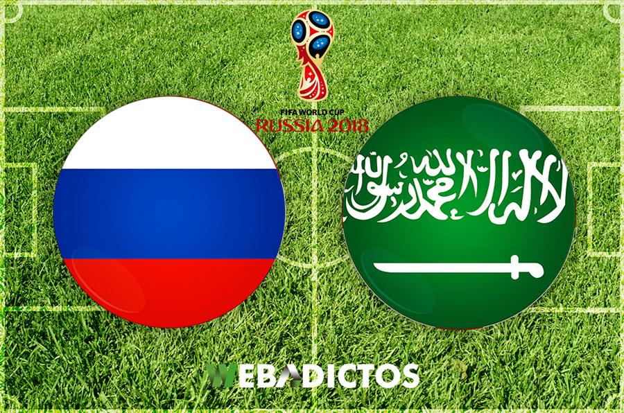 Rusia vs Arabia Saudita, Mundial 2018 ¡En vivo por internet! - rusia-vs-arabia-saudita-mundial-2018