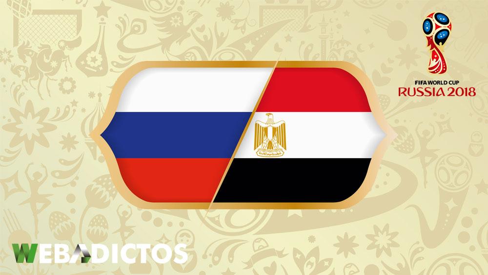 Rusia vs Egipto, Grupo A del Mundial 2018 ¡En vivo por internet! - rusia-vs-egipto-mundial-2018