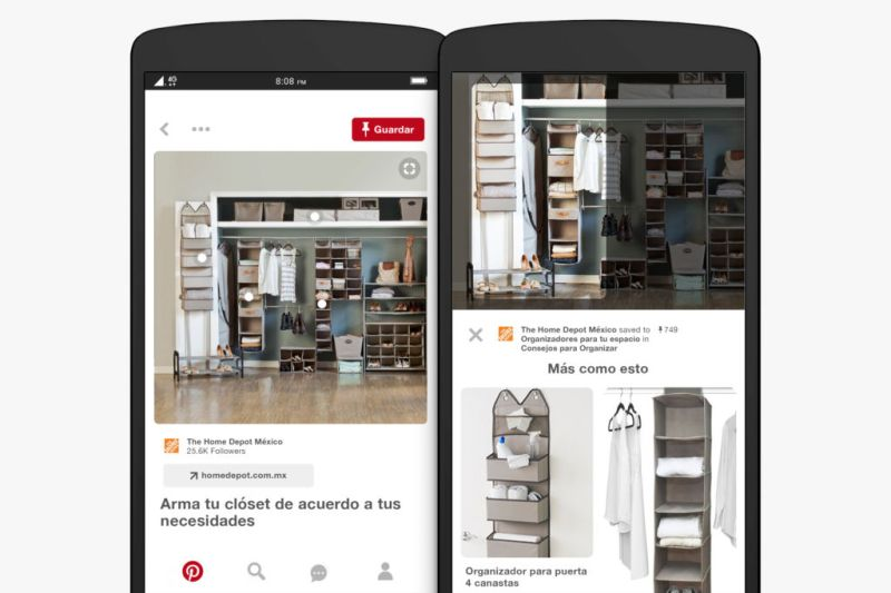 Pinterest lanza Shop the Look en México - shop-the-look-mexico-the-home-depot-image-800x533