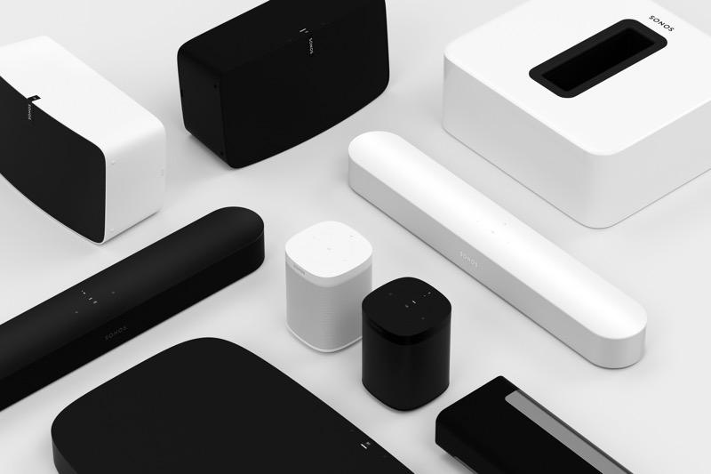 Sonos Beam: la bocina inteligente para TV y música más versátil del mundo - sonos_system-800x533