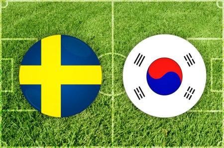 Suecia vs Corea del Sur, Mundial Rusia 2018 ¡En vivo por internet!