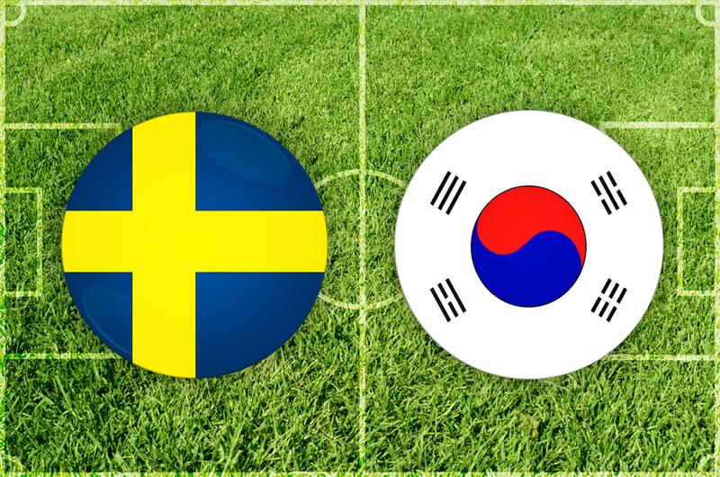 Suecia vs Corea del Sur, Mundial Rusia 2018 ¡En vivo por internet! - suecia-vs-corea-mundial-2018