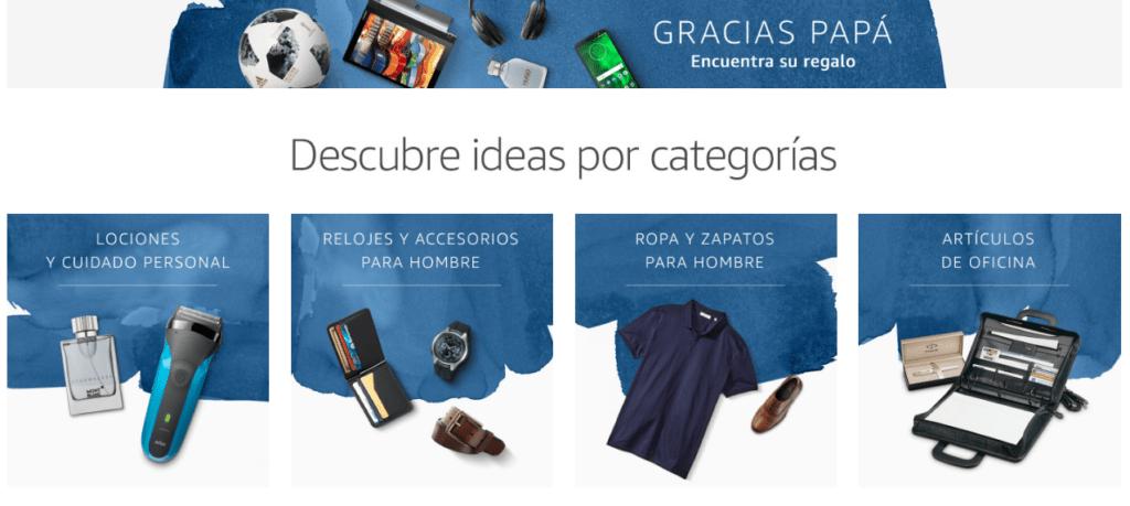 Amazon lanza tienda especial del Día del Padre - tienda-especial-del-dia-del-padre